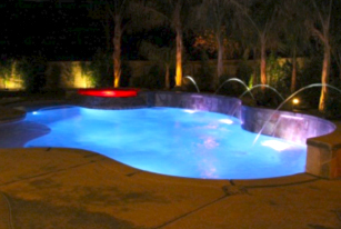 Pool And Patio Lighting