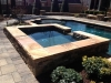 Innovative Pool Designs_Concrete Spa_Kings Mountain, NC