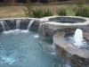 Innovative Pool Designs_Water Feature_Kings Mountain, NC