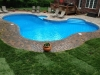 Innovative Pool Designs_Free Form Pool_Kings Mountain, NC