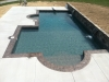 Innovative Pool Designs_Geometric Vinyl Liner Pool_Kings Mountain, NC